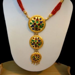 Ethnic Japi Necklace