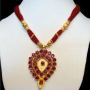 Dugdugi Stone Necklace