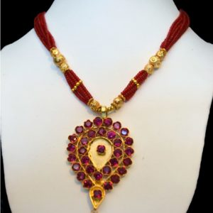 Dugdugi Stone Necklace