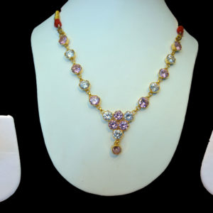 Ethnic Stone Necklace