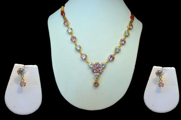 Ethnic Stone Necklace
