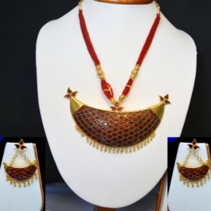 Ethnic Junbiri Necklace