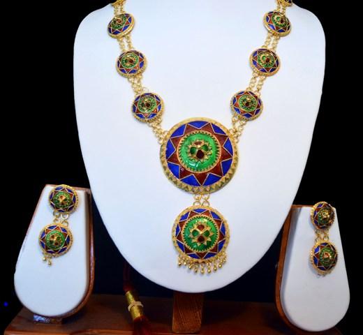 Ethnic Japi Necklace