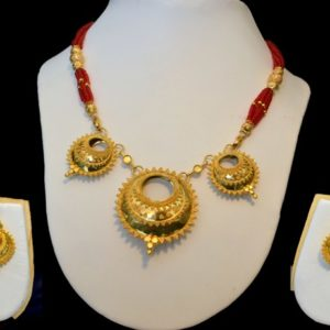Ethnic Keru Necklace