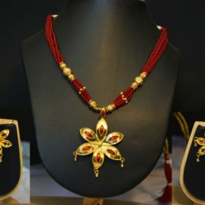 Ethnic Jesmin Necklace