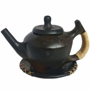 Kettle: Buy Traditional black Kettle-Black Pottery