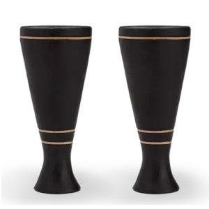 Buy Traditional Longipi Dark Glass Set