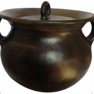 Buy Online Black Cooking Pot-Black Pottery