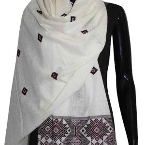 Eri Silk shawl