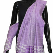 Buy Online Stylish Handwoven Eri Silk Shawl