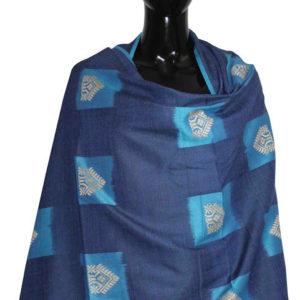 Buy Stylish Handwoven Silk Shawl