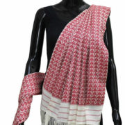 Buy 100% Pure Multi Color Silk Shawl