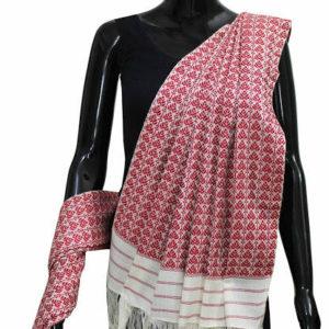 Buy 100% Pure Multi Color Silk Shawl