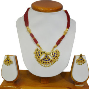 Gagori Necklace Mugasilk.in