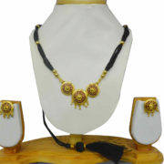 Three Piece Japi Necklace