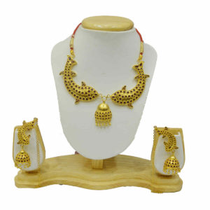 Jhumka Necklace