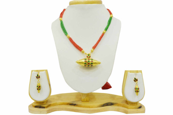 Dhol Necklace