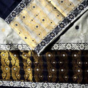 Cotton Mekhela Sador