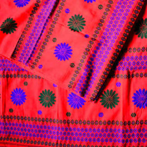 cotton mekhela