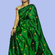 Assamese saree